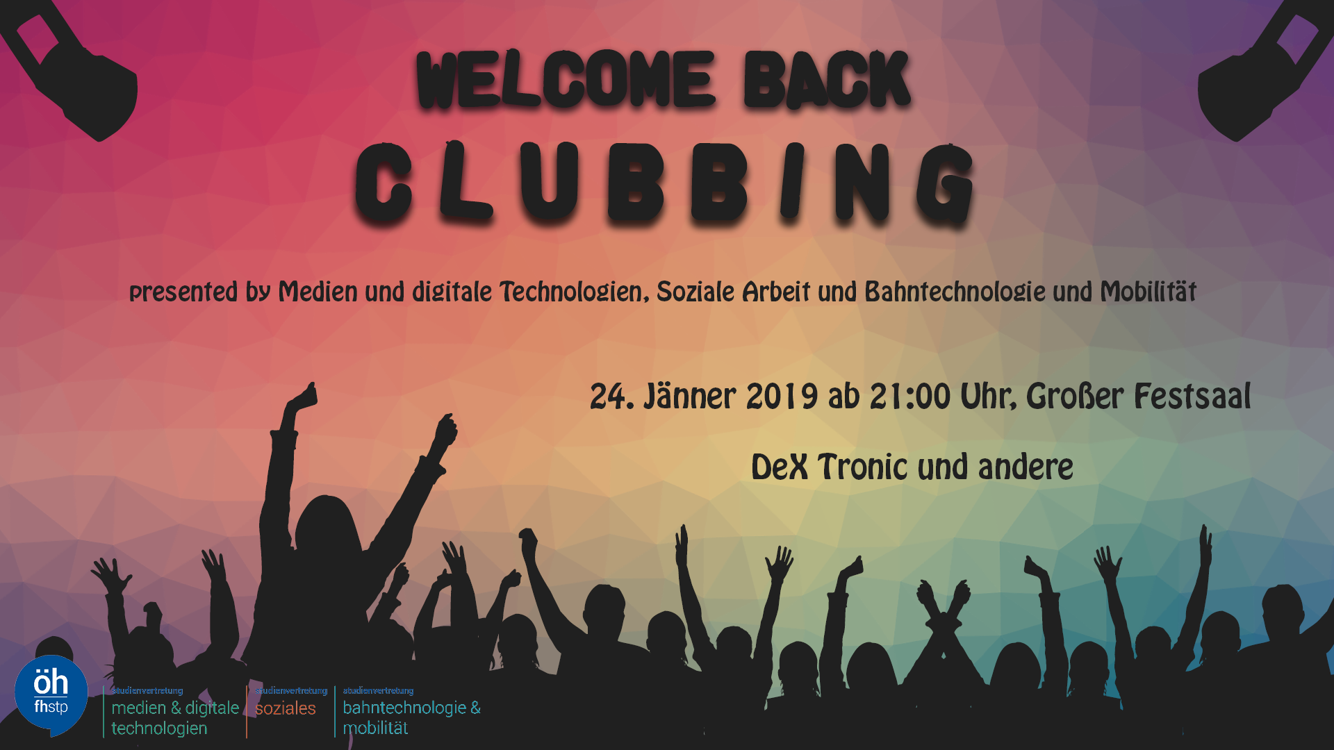 Welcome Back Clubbing