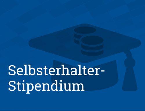 Selbsterhalter-Stipendium