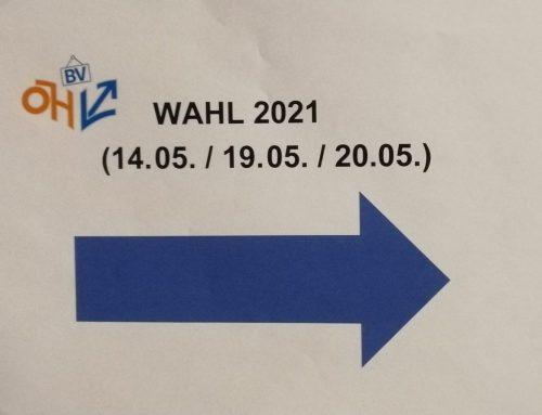 Ergebnisse der ÖH Wahl 2021 an der FH St. Pölten